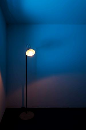 Songs: lamp by Pedro Gómez-Egaña contemporary artwork