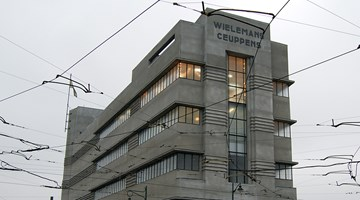 Wiels contemporary art institution in Brussels, Belgium