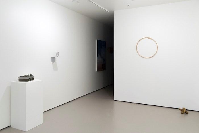 Exhibition view: Ben Pearce, Milk on Metal, Bartley + Company Art (27 March–20 April 2019). Courtesy Bartley + Company Art, Wellington.