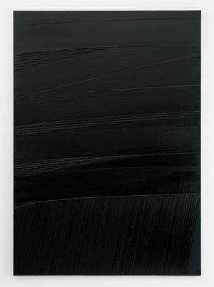 Peinture 222 x 157 cm, 15 janvier 1990 by Pierre Soulages contemporary artwork