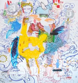 Headless by Bundit Puangthong contemporary artwork