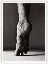 Rudolf Nureyev, New York, May 31, 1967 by Richard Avedon contemporary artwork photography