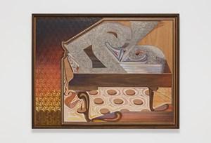 Steinway Sunset by Zach Harris contemporary artwork