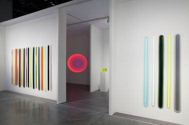 Pace Gallery, Lightness of Being, Booth D8, Art Basel in Miami Beach 2018 (6–9 December 2018). Courtesy Pace Gallery.© Pace Gallery.