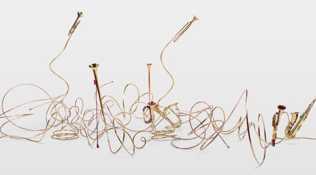 Nicholas Hlobo contemporary artist