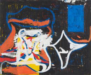 Virgo by Joe Bradley contemporary artwork