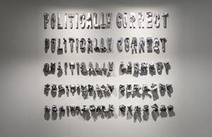 Politically Correct by Adel Abidin contemporary artwork