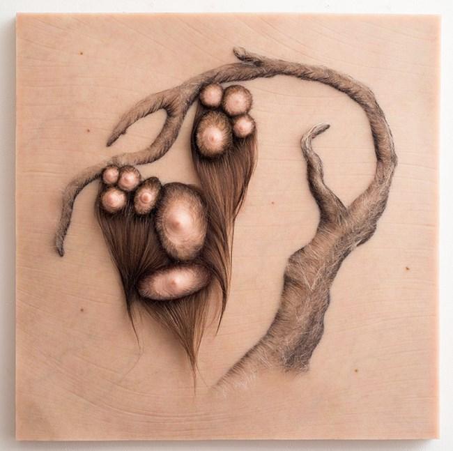 Orchard by Patricia Piccinini contemporary artwork