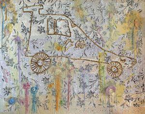 Car by Daniel González contemporary artwork