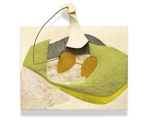 H + H by Eva Hesse contemporary artwork