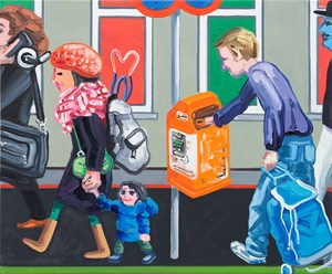 A-Str.8 by Marcus Weber contemporary artwork
