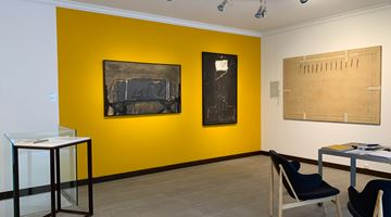 Contemporary art exhibition, Antoni Tàpies, Tàpies Today at Galeria Mayoral, Paris
