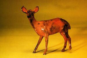 Red Deer by Paul McCarthy contemporary artwork