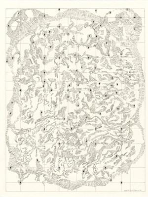 Partitur No. 32 by Dieter Appelt contemporary artwork