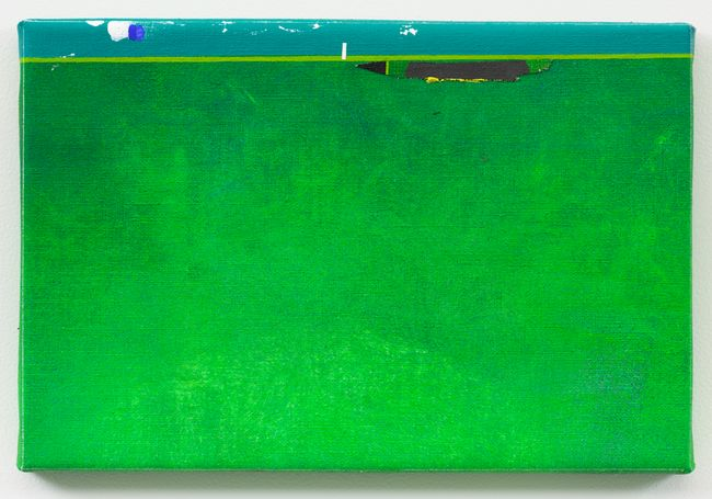 The Green Yonder by Bart Stolle contemporary artwork