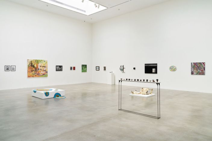 Exhibition view: Group Exhibition, Atmospheres: The Pace Staff Show, Pace Gallery, 510 West 25th Street, New York (16 July–20 August 2021). Courtesy Pace Gallery.