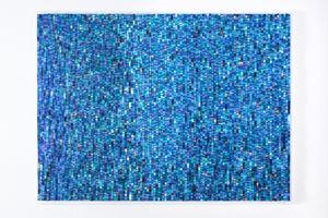 Blue Reflection by Katsumi Hayakawa contemporary artwork