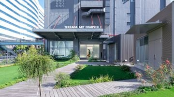 MAKI contemporary art gallery in Tennoz, Tokyo, Japan