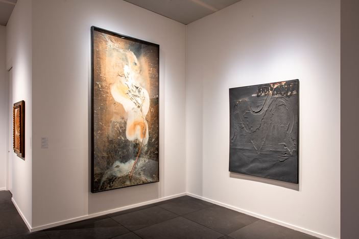 Ben Brown Fine Arts, TEFAF Maastricht (7–15 March 2020). Courtesy Ben Brown Fine Arts.