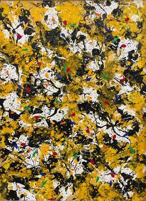 Incandescence de l'esprit by Danhôo contemporary artwork
