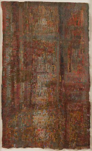 Pentecôte by Maria Helena Vieira da Silva contemporary artwork