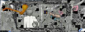 The Big Twilight BOOM (from the series: Farewelling Junkyard) by Tamara K. E. contemporary artwork
