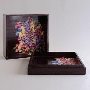 Secret Garden No.1 by Ryosuke Harashima contemporary artwork
