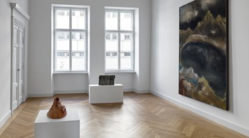 Contemporary art exhibition, Leiko Ikemura, More Than Ever at KEWENIG, Berlin, Germany