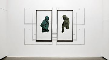 Contemporary art exhibition, Lada Nakonechna, Images from abroad at Galerie Eigen + Art, Berlin