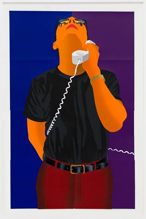 Ring...Ring... 嘟...嘟... by Anthony Iacono contemporary artwork