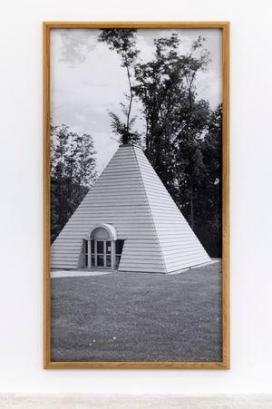 Ledoux XI by Günther Förg contemporary artwork