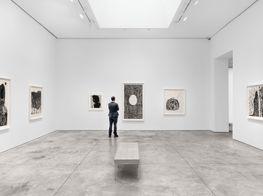 "Matthew Wong<br><em>Footprints in the Wind, Ink Drawings 2013–2017</em><br><span class=""oc-gallery"">Cheim & Read</span>"