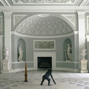 The Genius of the Place (1) by Karen Knorr contemporary artwork