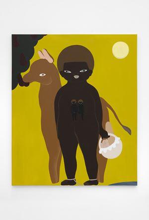 Coming Home by Asuka Anastacia Ogawa contemporary artwork painting