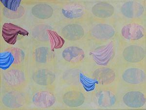 Screenings IV by Teresa Sciberras contemporary artwork