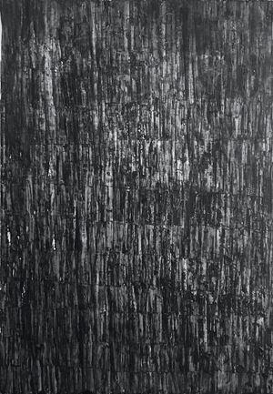 SKIN DEEP Breath by Debra Dawes contemporary artwork