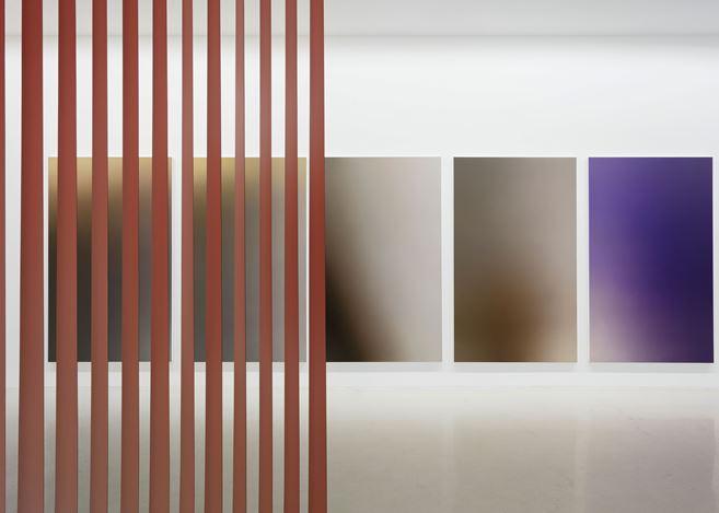 Exhibition view: Pieter Vermeersch, Perrotin, Paris (17 October 2020–30 January 2021). Courtesy the artist and Perrotin.
