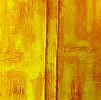 Yellow Sole by Marcello Lo Giudice contemporary artwork painting
