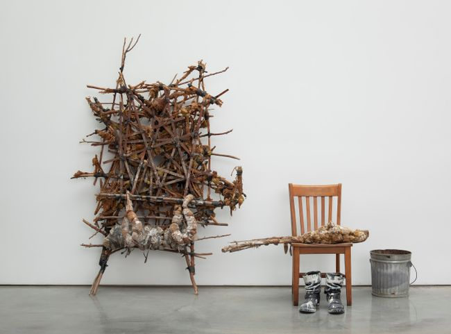 Mudman Structure (large) by Kim Jones contemporary artwork