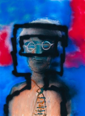 Sidney Nolan, Myself by Sidney Nolan contemporary artwork