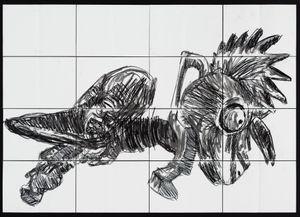 Falsidical Paradox (P1) by Pierre Mukeba contemporary artwork