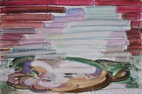 Rainbow 2021-3 by Etsu Egami contemporary artwork painting