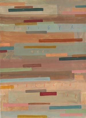 exiger une relecture by Arpaïs Du Bois contemporary artwork