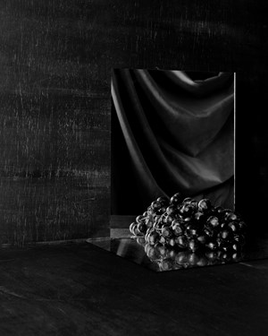 Cabinet (III) (Drape) by Sarah Jones contemporary artwork