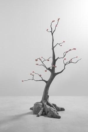 Blossom Tree (1) by Hans Op de Beeck contemporary artwork