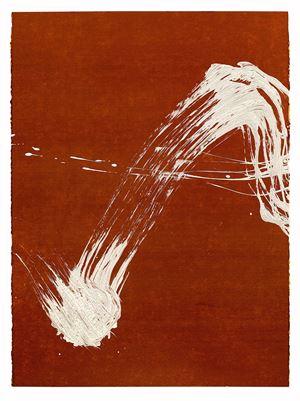 Balle de match 2 by Fabienne Verdier contemporary artwork