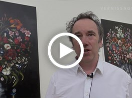 Interview with artist Ged Quinn at Frieze Art Fair 2012