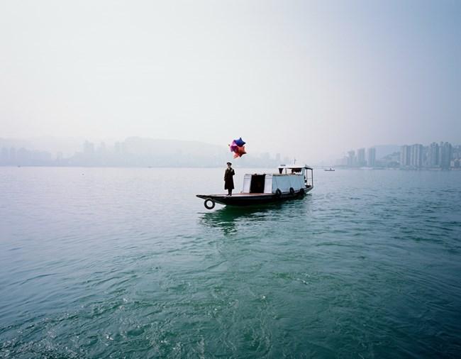 The Empty City No.1 by Chen Qiulin contemporary artwork
