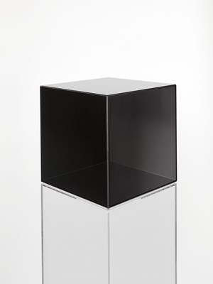 Cube 29 by Larry Bell contemporary artwork