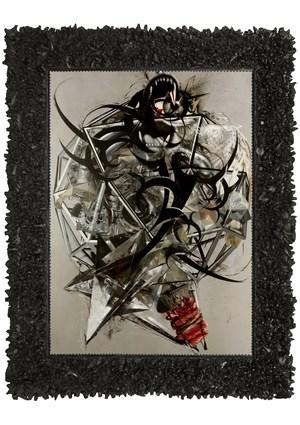 Manstar by Ronald Ventura contemporary artwork